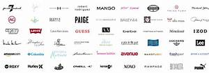The gallery for --> Fashion Labels Logos And Names