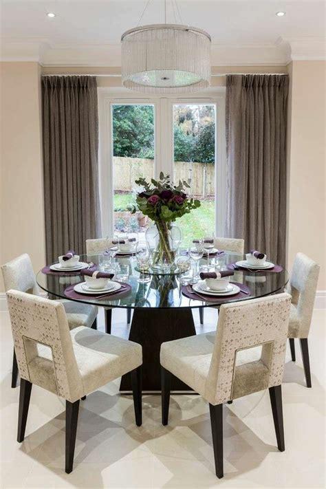 Decoration Table A Manger Table 224 Manger Design Moderne Et Contemporain En Verre
