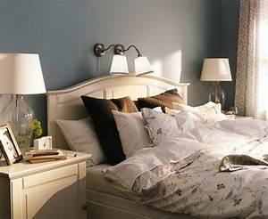 Schlafzimmer Gestalten Farbe : farben f rs schlafzimmer ~ Markanthonyermac.com Haus und Dekorationen