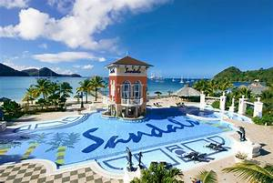 sandals resorts luxury includedr honeymoon giveaway With st lucia honeymoon resorts
