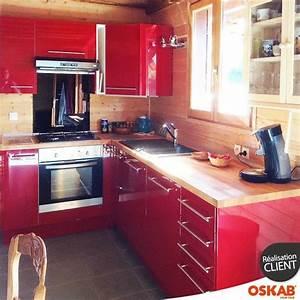 pinterest o the worlds catalog of ideas With delightful meuble de cuisine en bois rouge 5 cuisine