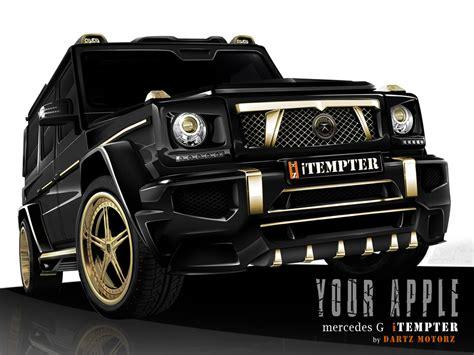 mercedes benz jeep gold dartz mercedes g class itempter with gold plated details