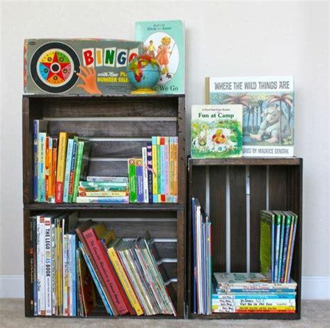 une chambre a soi 1001 idées pour fabriquer une étagère en cagette soi même