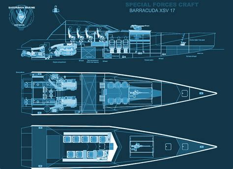 Barracuda Stealth Boat Price by H I Sutton Covert Shores