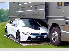 Volkner Mobil Performance S LuxusWohnmobil mit BMW i8