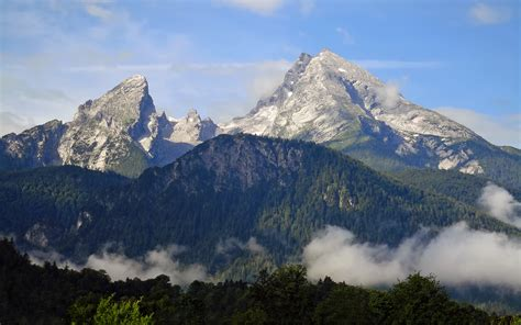 Watzmann Der Berg Ruft Wallpaper 1920x1200 Widescreen Wallpapers Picture To Pin On Pinterest