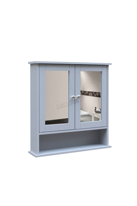 Bathroom Cupboard With Mirror by Westwood Wall Mount Mirror Bathroom Cabinet Unit Storage