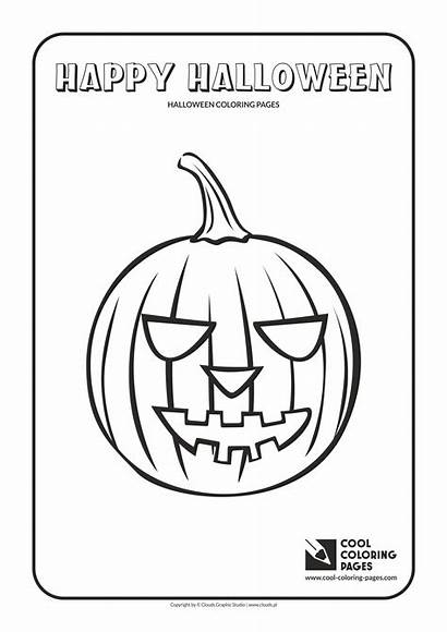 Coloring Halloween Pages Cool Pumpkin Activities Educational