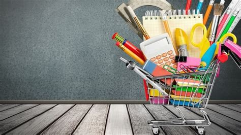 13 Quick And Easy Back To School Shopping Tips
