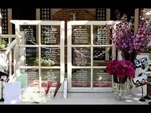 Creative DIY rustic wedding decor ideas - YouTube