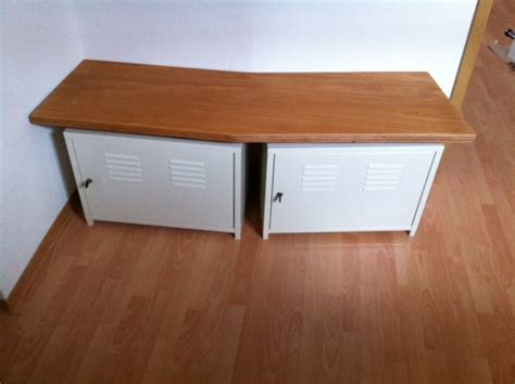 White Bench With Storage by Custom Shoe Rack And Bench Ikea Hackers Ikea Hackers