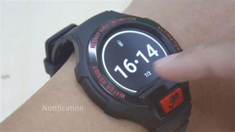 smartwatch alcatel one touch alcatel smartwatch onetouch go
