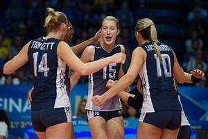 See All 14-Player Rosters for Week 1 of 2018 FIVB Nations ...