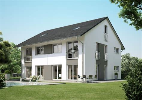 Wohnung Mit Garten Vaterstetten by Neubau Einer Doppelhausvilla Mit Sch 246 Nem Garten In