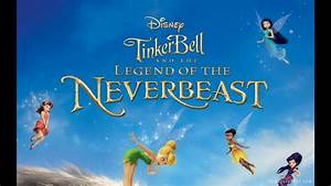 Tinkerbell And The Secret Of The Wings Official Trailer