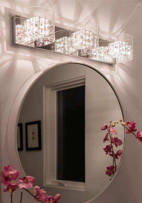 Some Types Of Bathroom Lighting Fixtures   Wearefound Home