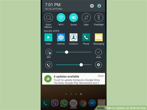 app updates android 4 ways to update an android app