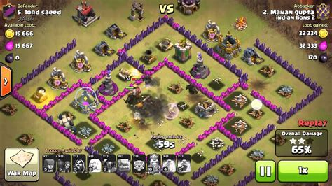 Modified Gowipe Attack by Modified Gowipe Clash Of Clans
