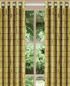 Versailles, Home, Fashions, Tortoise, Shell, Bamboo, Grommet, Top, Panel, U0026, Reviews