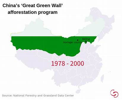 China Afforestation Program Knowledge Superpower Destined Become