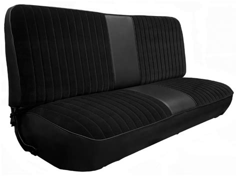 series ford truck vinyl cloth bench seat cover