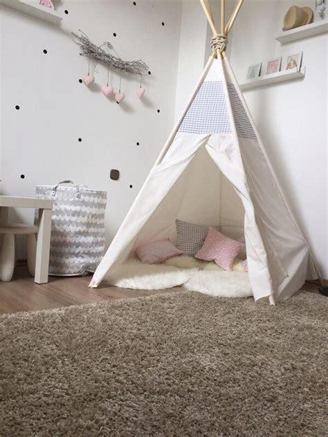 Tipi Kinderzimmer Dekorieren by Die Besten 25 Tipi Zelt Ideen Auf Tipi