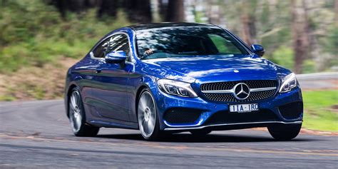 What will be your next ride? 2016 Mercedes-Benz C-Class coupe on sale in Australia ...