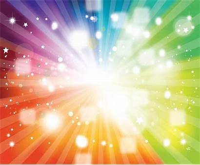 Background Colors Rainbow Vector Colorful Colours Colour