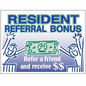 Bandit Sign-Free Shipping! Resident Referrals Green and
