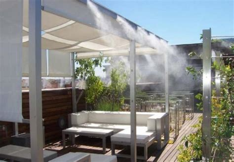 misting systems cool patio clasf