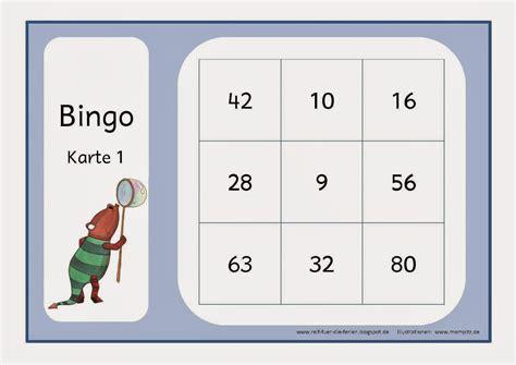 Bunte lernkarten zum kleinen einmaleins zum ausdrucken. 1x1 Bingo Zum Ausdrucken