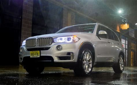 A Week With Bmw's Unexpectedly Charming X5 Hybrid Suv