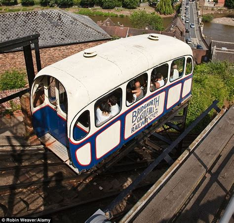 Last inland funicular railway in England up for sale ...