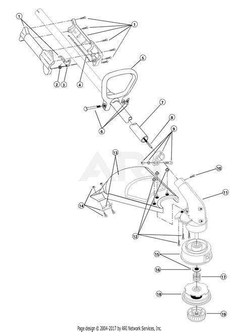 Mtd Cdg Parts Diagram For