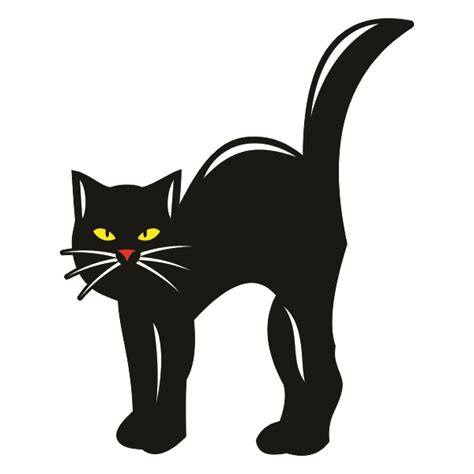 scary halloween cat svg cuttable designs