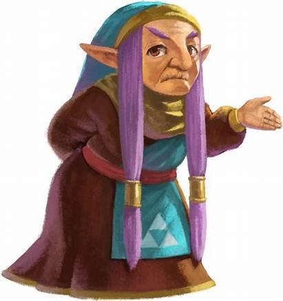 Impa Zelda Link Worlds Between Legend Characters