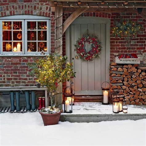 Déco Noel à Fabriquer Cuisine D 195 169 Co No 195 171 L Guirlande Lumineuse Ext 195 169 Rieur Et Sapins Decoration Exterieur Noel A Faire