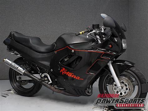 1996 Suzuki Katana 750 by Suzuki Gsx 750f Motorcycles For Sale