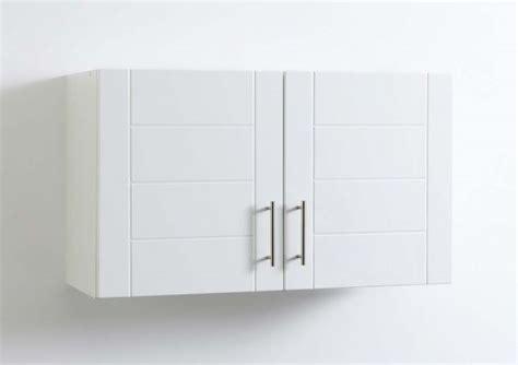 Klassischer Hochglanz Küchen Hängeschrank In Weiß 100 Cm