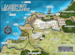 Sandpoint Hinterlands | The Heroes of Sandpoint