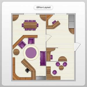 Foundation Dezin & Decor...: Simple Office Layout.