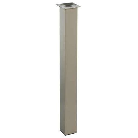 table de cuisine hauteur 90 cm pied de table pour cuisine hauteur 90 cm à l 39 unité