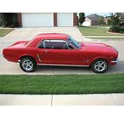 1000  Ideas About 65 Mustang On Pinterest
