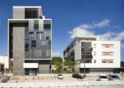 bureau de logement le fontenay atelier didier dalmas architectes associés à lyon