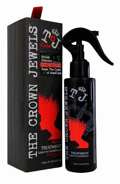 Tcj Lice Treatment Conditioner Leave Head Neem