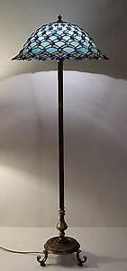 Tiffany Lampen Berlin : wundersch ne romantische orig jugendstil stehlampe tiffany messing 1920 127 cm nr 311797378799 ~ Sanjose-hotels-ca.com Haus und Dekorationen