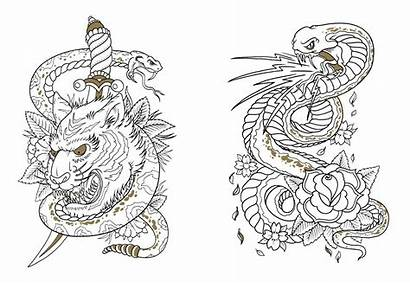 Coloring Tattoo Pages Books Munden Oliver Adult