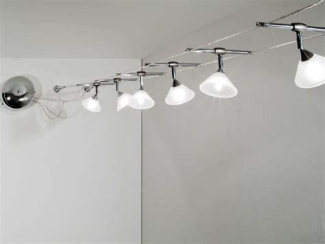 Decorative Track Lighting Living Room Contemporary With