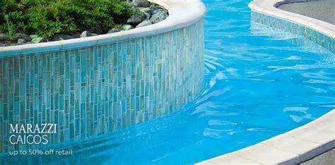 daltile city lights pool tiles glass pool and pools on