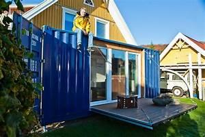 Container Zum Wohnen : der pocketcontainer wohnen im 20 fu container ~ Sanjose-hotels-ca.com Haus und Dekorationen
